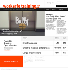 Worksafe Training